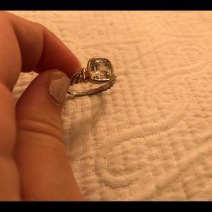 Jewelry - FAKE David Yurman ring